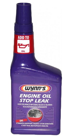 Присадка Engine Oil Stop-Leak 12x325ml W50672
